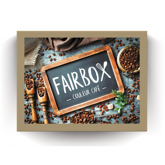 FAIRBOX COULEUR CAFE