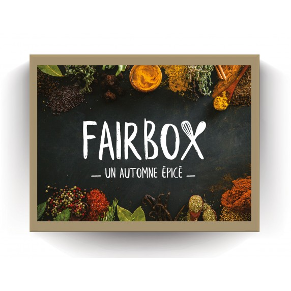 fairbox commerce equitable bio epices automne